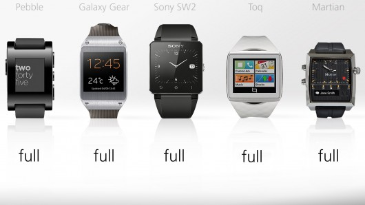 Some Android Watches
